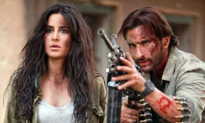 i feel secure with kabir khan as my director saif ali khan