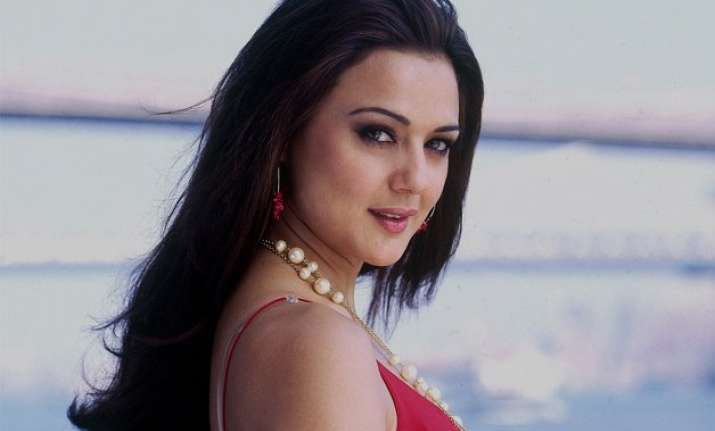 b town wishes maddest and dearest preity on 41st birthday