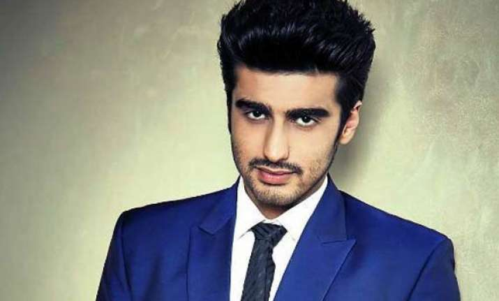 know what s arjun kapoor s resolution for 2015