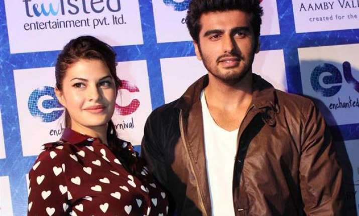 jacqueline fernandes opens up on dating arjun kapoor