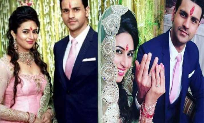 it s official divyanka tripathi gets engaged to vivek