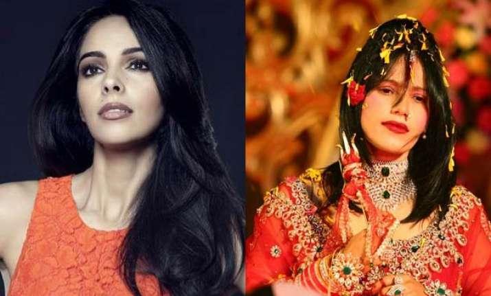 mallika sherawat distances herself from radhey maa rumours