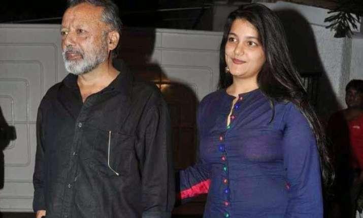 sanah intimidated more by dad pankaj kapur than brother
