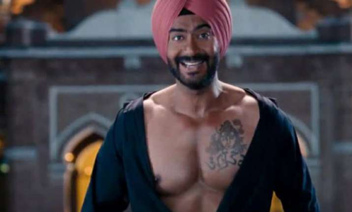 ajay devgn to delete offensive content from son of sardar
