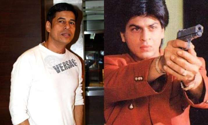 shah rukh ran as a rabbit and achieved huge success sudesh