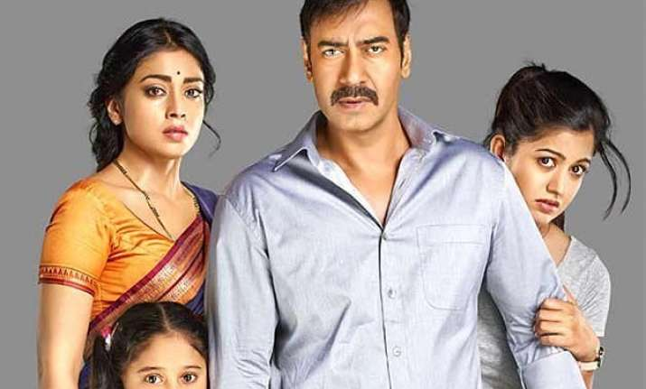 drishyam collects rs.30.03 crore in opening weekend