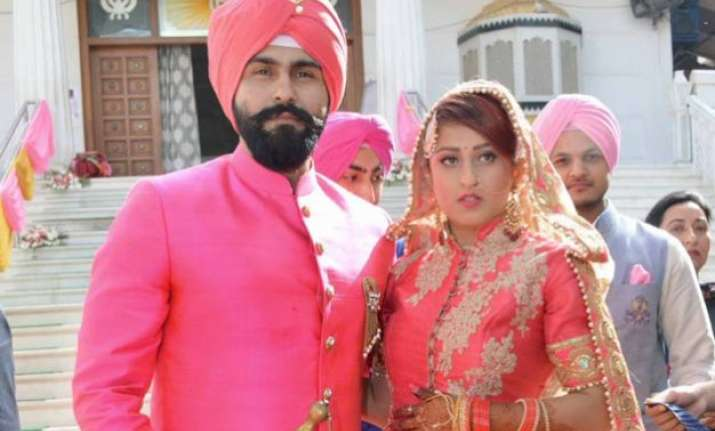arya babbar gets hitched with long time girlfriend jasmine
