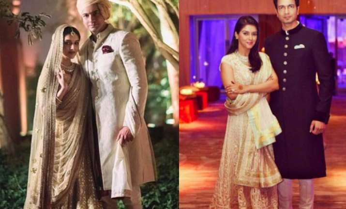unseen pics of asin rahul sharma s fairy tale wedding and