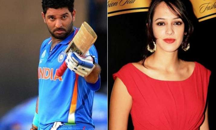after father yograj fianc hazel keech cries over yuvraj s