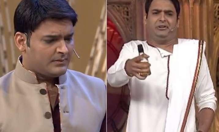 surprising kapil sharma nailed emotional scene having 5