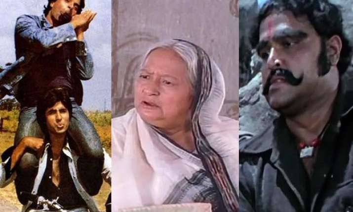 6 supporting characters immortalised by sholay