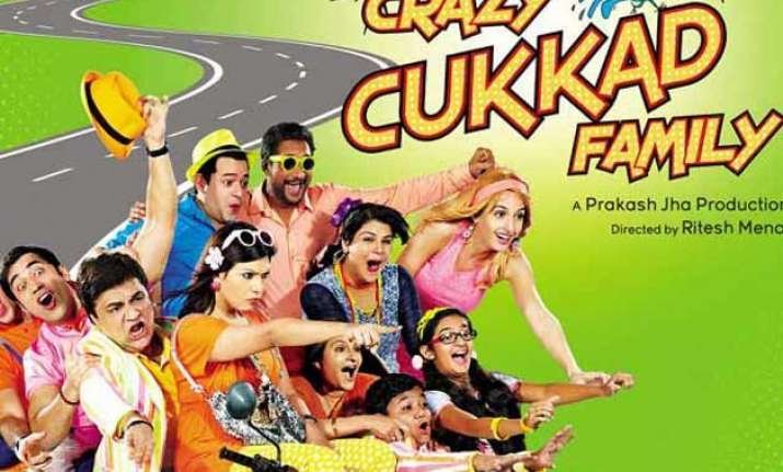 crazy kukkad family movie review horrific comedy