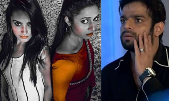 yeh hai mohabbatein omg shagun commits suicide her ghost to