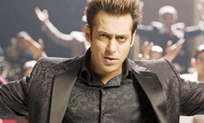salman is strictly a non vegetarian