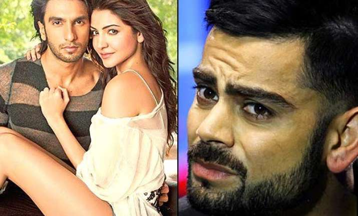 ranveer singh gives lovely statements about anushka sharma