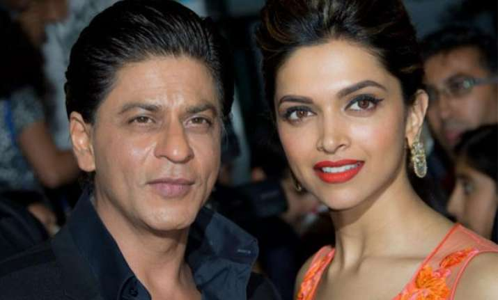 nothing will come in way on my equation with shah rukh