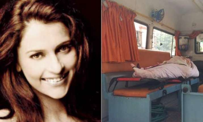 model archana pandey suicide case her ex boyfriend arrested