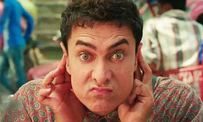 pk box office collection rs 95.21 cr in three days racing