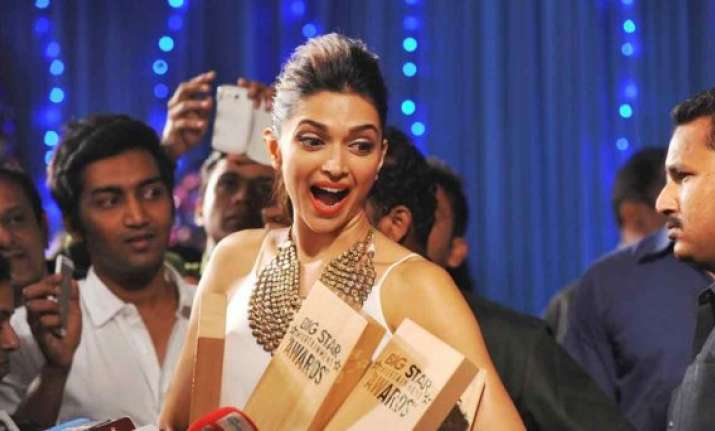 awards are sign of appreciation and hardwork deepika