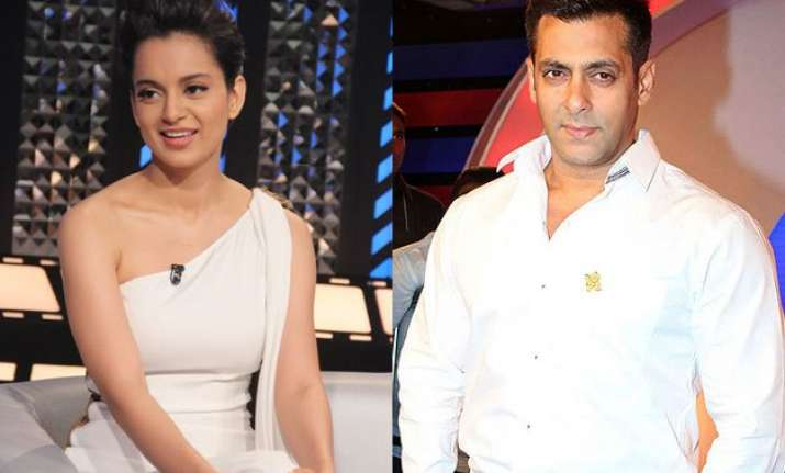 ooopppssss kangana ranaut engages in fight with salman khan