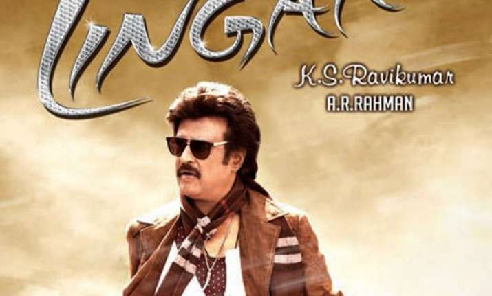 rajinikanth dubbed for lingaa in 24 hours