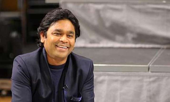 a r rahman launches the first video of his new band nafs