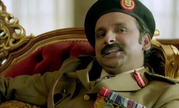 know about the antagonist of airlift major khalaf bin zayd