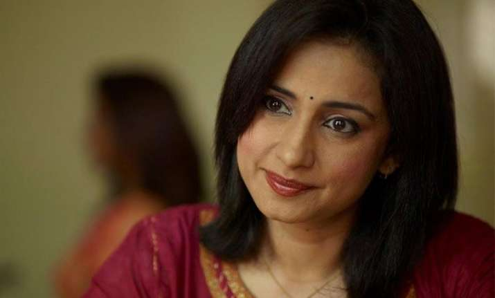 enjoyed playing the negative role in chalk n duster divya