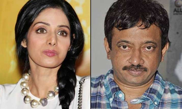 rgv replies to sridevi s legal notice says will go ahead