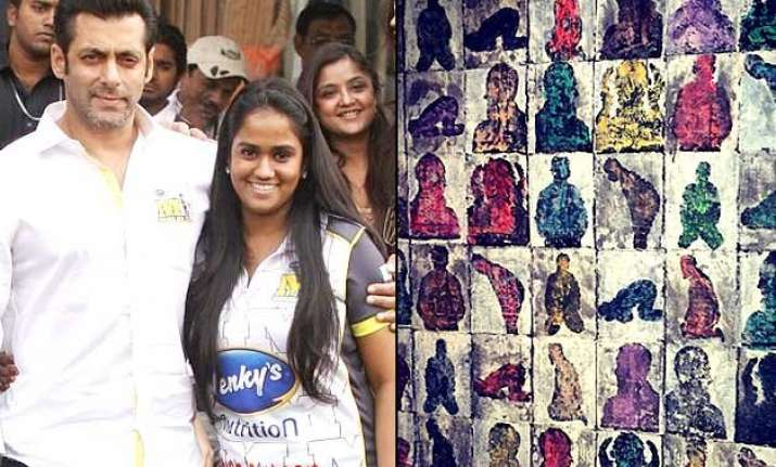 salman khan s lovely gift to sister arpita khan would make