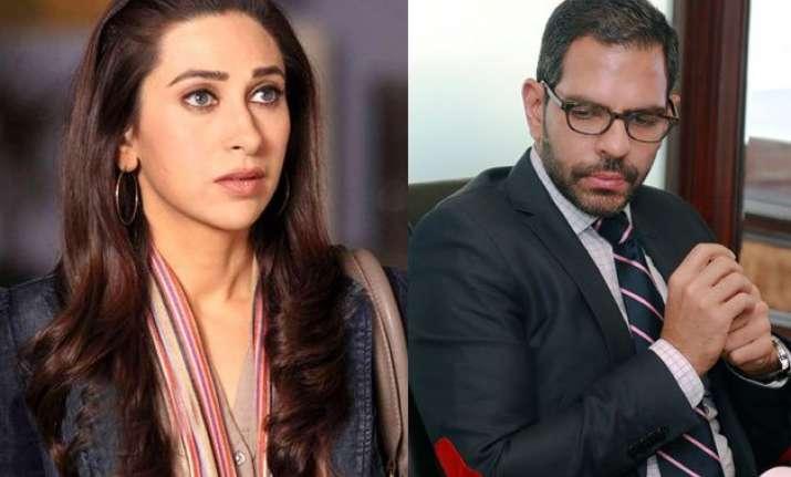 karisma kapoor says sunjay kapur had asked his mother to