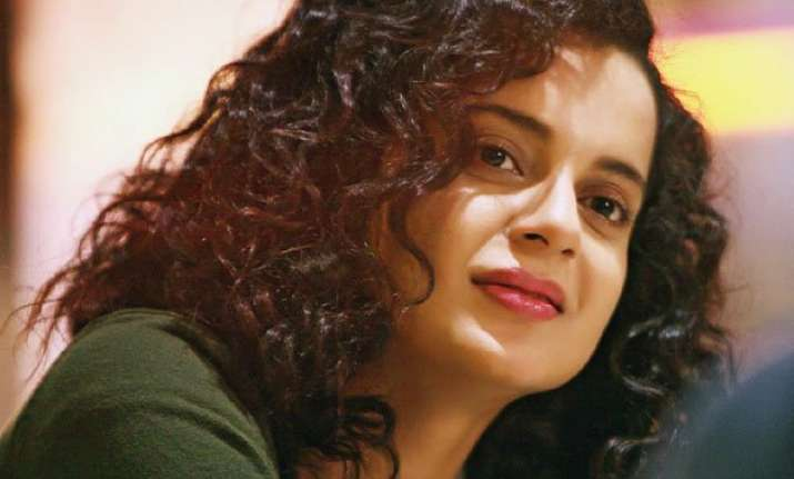 kangana ranaut to play an actress in upcoming movie rangoon