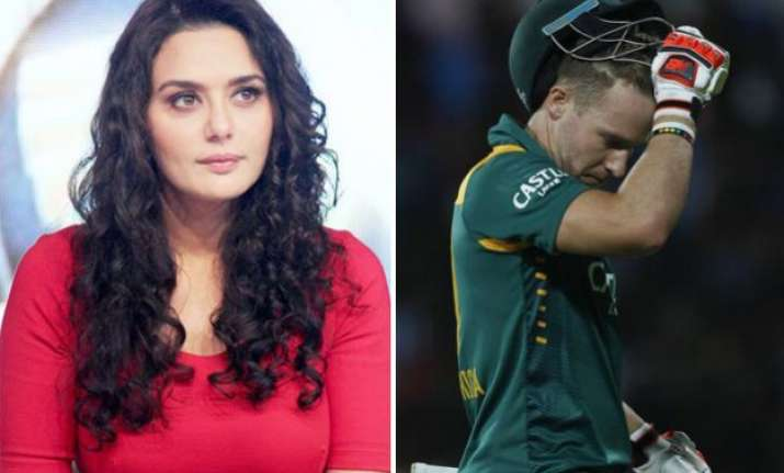 spotted preity zinta on dinner date with this south african