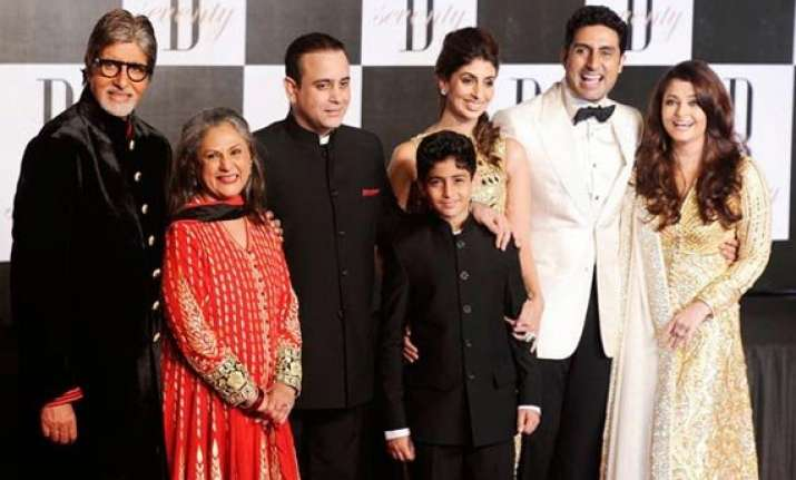 big b turns 72 to spend time with family