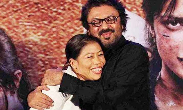 not surprised by mary kom s victory sanjay leela bhansali