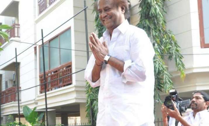 rajinikanth thanks tamil nadu government