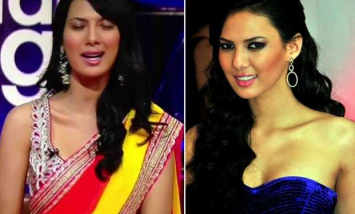 bigg boss 9 contestant no 9 rochelle maria rao beauty with