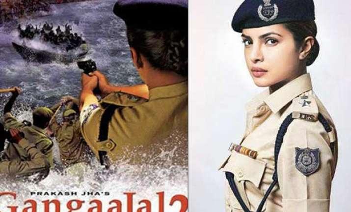 priyanka chopra will miss gangaajal 2 shoot