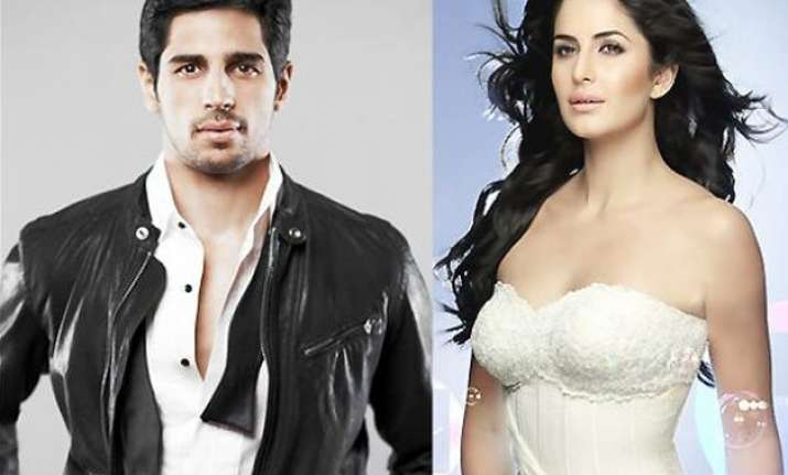 katrina and sidharth to experiment with looks in new film