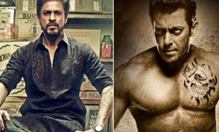 shah rukh planning to ensure his raees beats salman s sultan