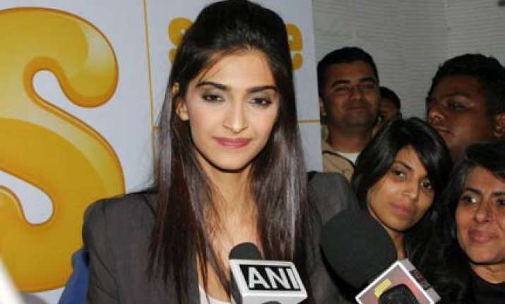 sonam amused at being called mrs