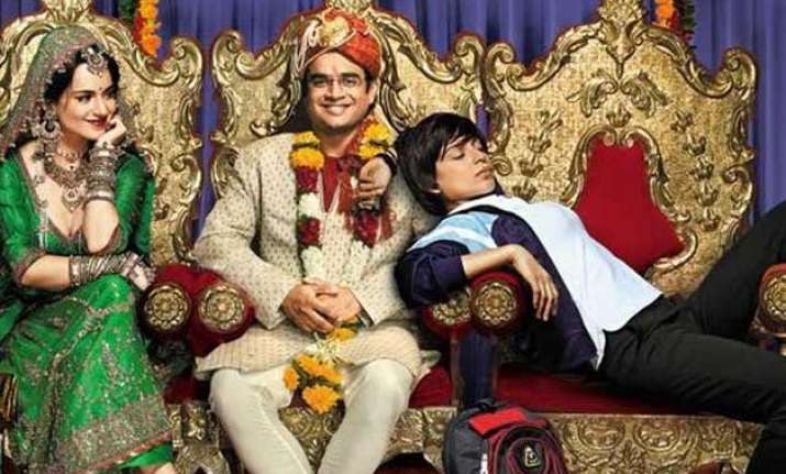 tanu weds manu returns trailer unbeatable kangana and cute
