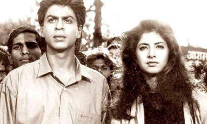 Rarely Known Facts About Shahrukh Khan S Debut Movie Deewana