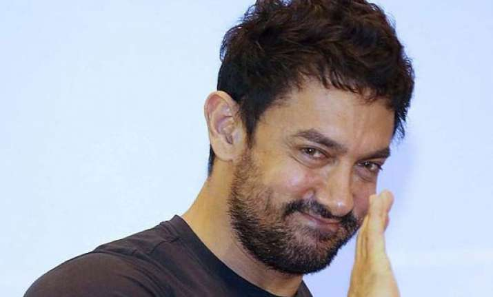 aamir khan to take mumkin hai to delhi
