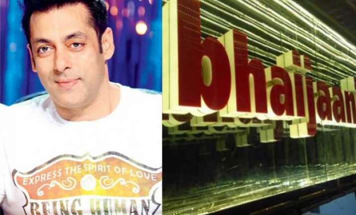 salman khan s theme restaurant bhaijaanz to serve anda apna