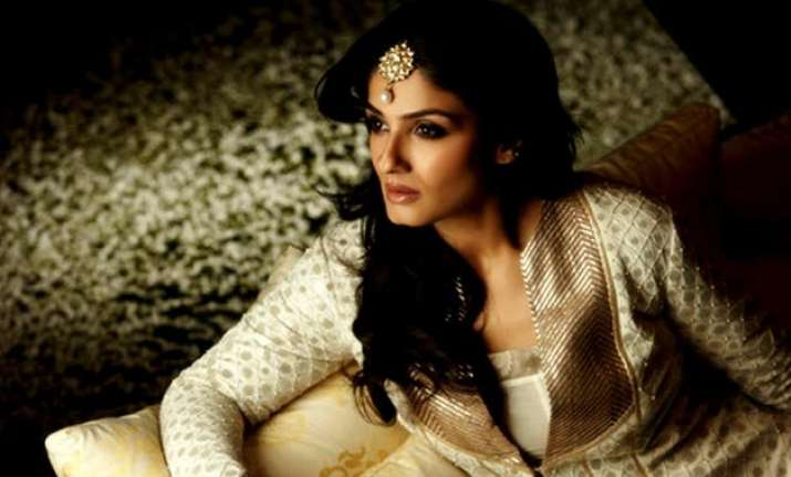 is raveena miffed with anurag kashyap turns down film offer