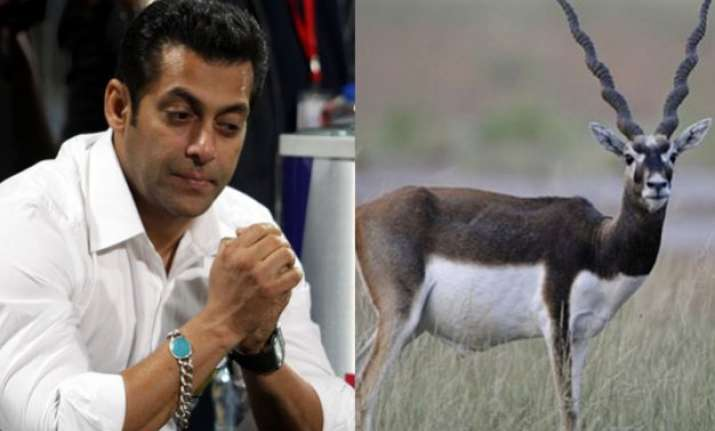 black buck case salman may have to spend 3 7 years in jail
