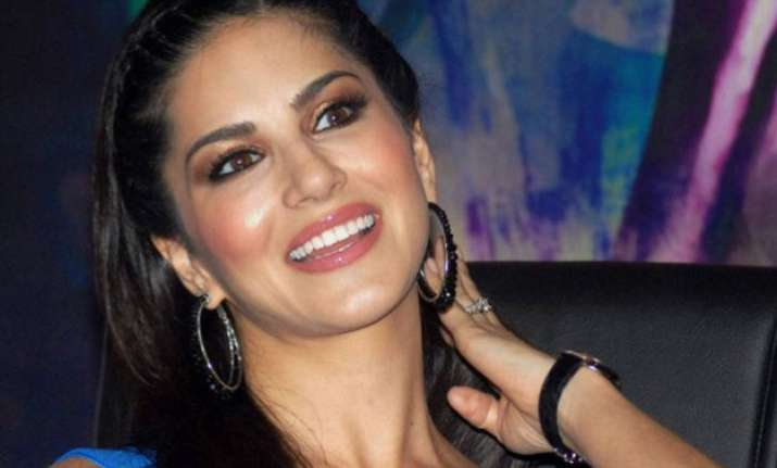 sunny leone takes up another profession yet again and it is