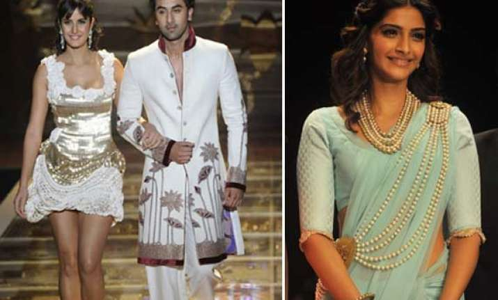 sonam kapoor would love to see ranbir katrina s wedding in