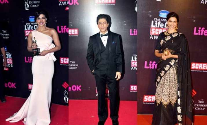 21st annual life ok screen awards haider mary kom queen
